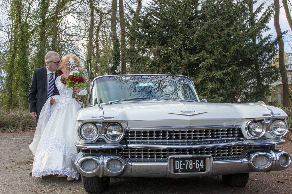 Bruidsfotografie van de bruiloft van Diny & Rini